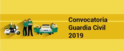 convocatoria guardia civil 2019_Mesa de trabajo 1